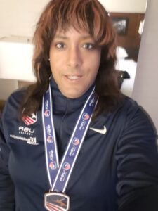 Coach Dawn Wilson